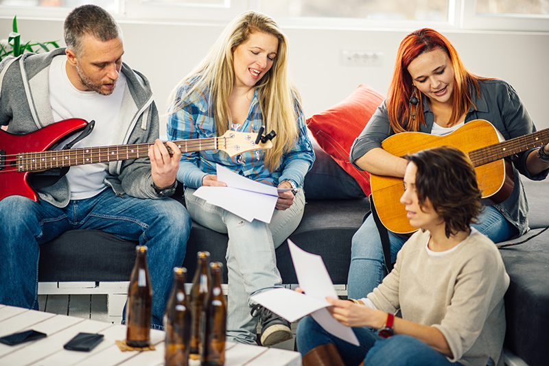 clever gifts for guitarists