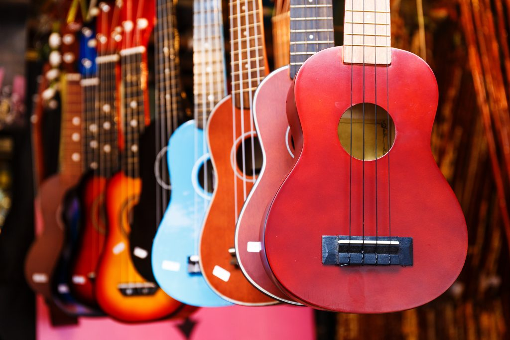 Types of Ukuleles, Find the Uke for You! - Coustii