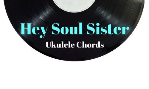 Hey Soul Sister Uke Tab