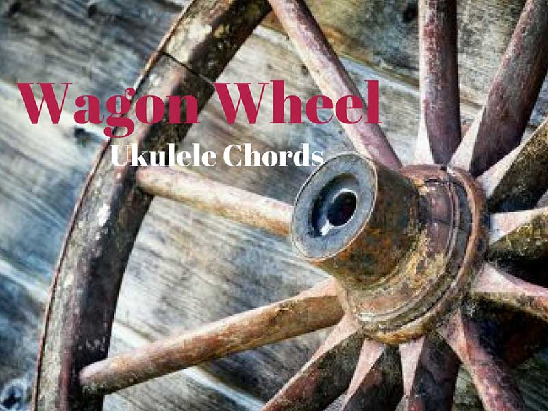 How To Play Wagon Wheel On The Ukulele Coustii