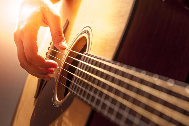 How to Read Guitar Chords - Coustii