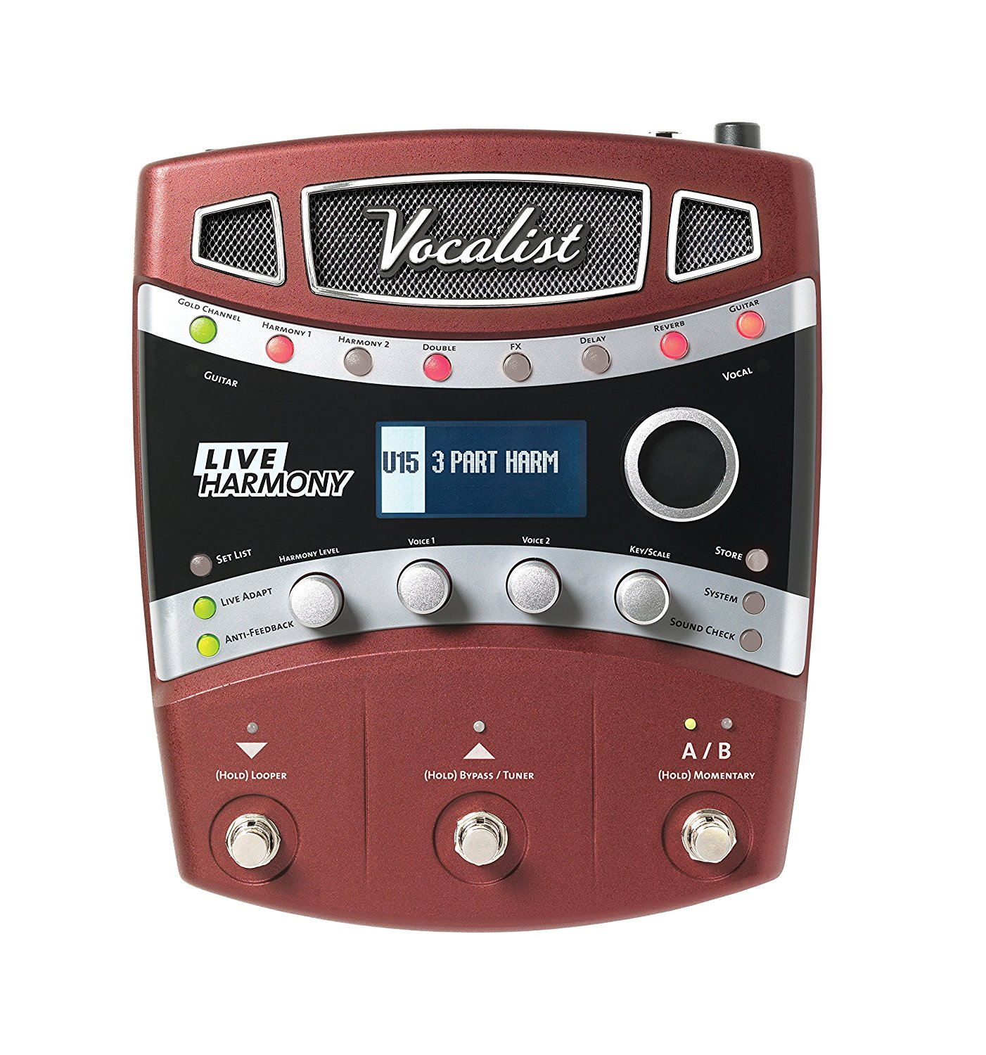 digitech vlhm vocal effects