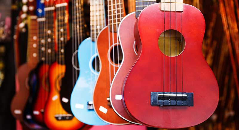 types of ukuleles for beginners